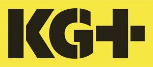 KG+ logo