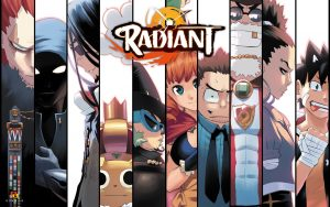 Radiant gallery