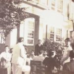 fete a l'Instuut 1932 recadre