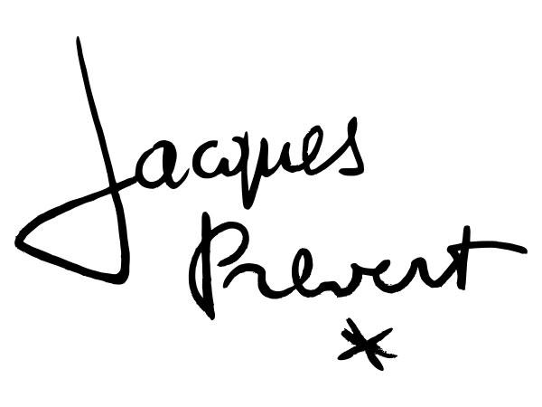 Prevert-signature