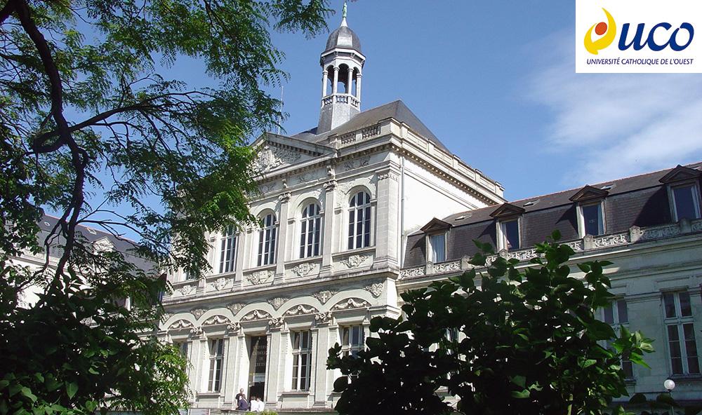 ウエスト・カトリック大学CIDEF(アンジェ)