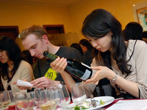 Séminaire de vin