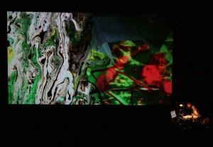 [Digital Choc 2015] Performance live-cinéma