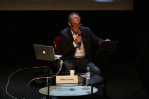 2015/05/30「ペーター・サンディによる講演「アイコノミーと視線」」