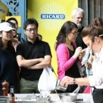 Démonstration de cuisine par la Chef Amélie Darvas