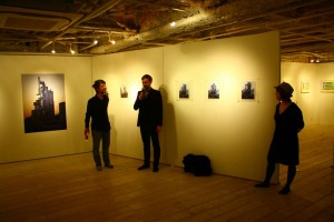 [Digital Choc 2015] Vernissage:Tokyo Anarchitecture d'Olivier Ratsi