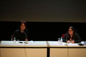 第4回デジタル・ ショック:サンドラ・ロジエと千葉雅也による対談