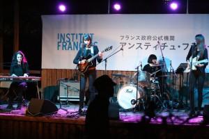 2015/03/28「ジュニオール ライブ(フランス)」