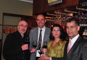 Dîner thématique - Le charme du Haut-Medoc avec Vincent Fabre, président de l'Association pour le Marathon des Châteaux du Médoc