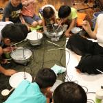 Warterbowls, atelier pour enfants