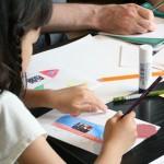 Atelier création en réalité augmentée de Julie Stephen Chheng et Thomas Pons
