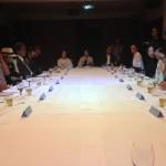 Diner spécial fiction: L'Huître absente, Gilles Stassart & Kenzo Onoda