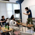 Atelier « Improviser, composer, diriger, saladier. »