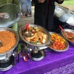 Kiosques gastronomiques des pays francophones