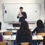 Cours d'initiation à la langue française « Parlez-vous français? »