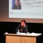 « Le bruissement de la langue. Texte/son, Voix/son », une conférence d'Anne-Laure Chamboissier le 28 oct.