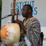 Concert de Mamadou Doumbia (Mali)