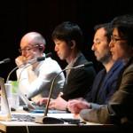 Table ronde avec M. KOKUBUN, M. HOSHINO, M. HOQUET, M. FASULA