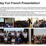 Présentation de la culture française