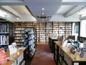 La Médiathèque (25000 livres)