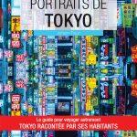 Couverture Portraits de Tokyo