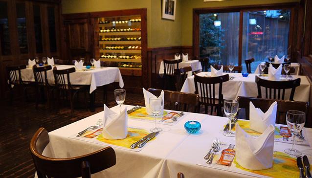 La Brasserie de l'Institut français du Japon - Tokyo dîner