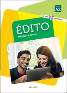 フランス語教材 エディトA2