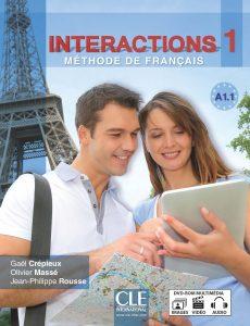 フランス語教材 アンテラクション1
