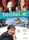 フランス語教材 キッズ・ジュニアフランス語 Décibel 3