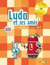 フランス語教材 キッズ・ジュニアフランス語 Ludo et ses amis 1