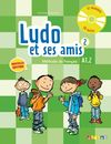 フランス語教材 キッズ・ジュニアフランス語 Ludo et ses amis 2