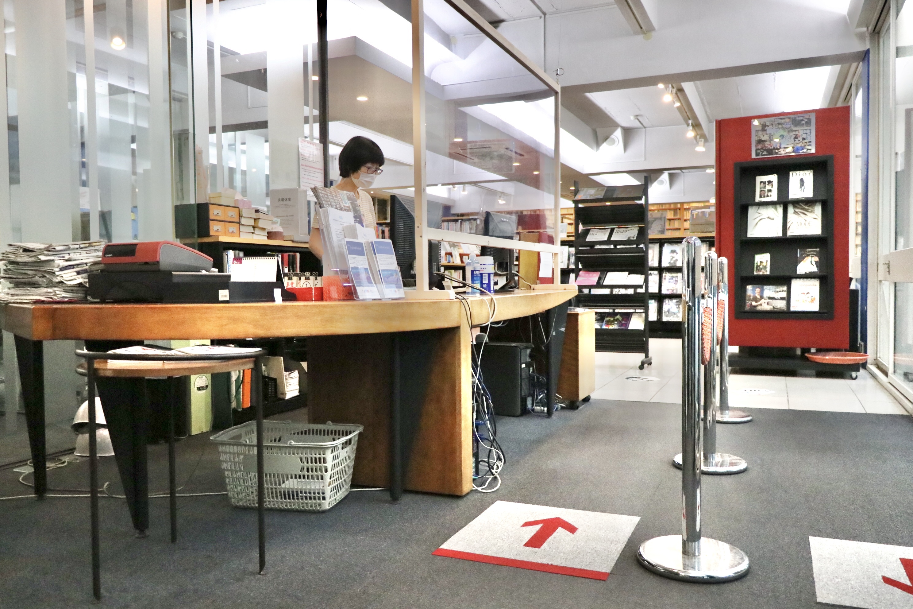 La Mediatheque Institut Francais Du Japon Tokyo