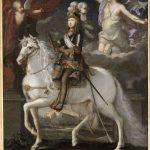 Nocret Jean (1617-1672) (attribué à). Versailles, châteaux de Versailles et de Trianon. MV2051.