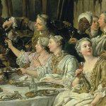 Histoire des arts de la table a la francaise