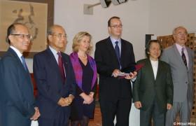 Le prix Shibusawa-Claudel 2012