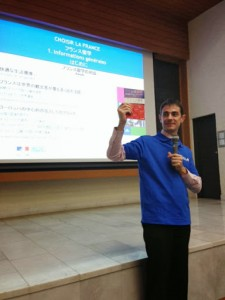 Toutes les raisons de poursuivre des études en France expliquées par le directeur de Campus France Japon