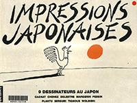 Impressions japonaises Couverture