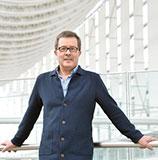 René Martin, directeur artistique de La Folle Journée