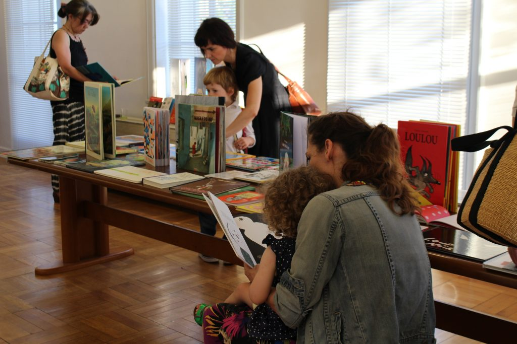 Exposition Voilà l'album ! à l'Institut français du Kansai – Kyoto / アンスティチュ・フランセ関西-京都での「フランス絵本の世界にようこそ!」展
